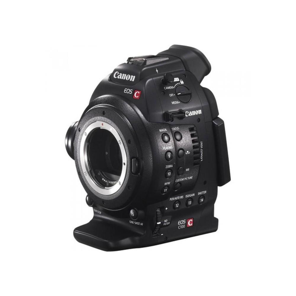 Canon EOS C100 Video Kamera