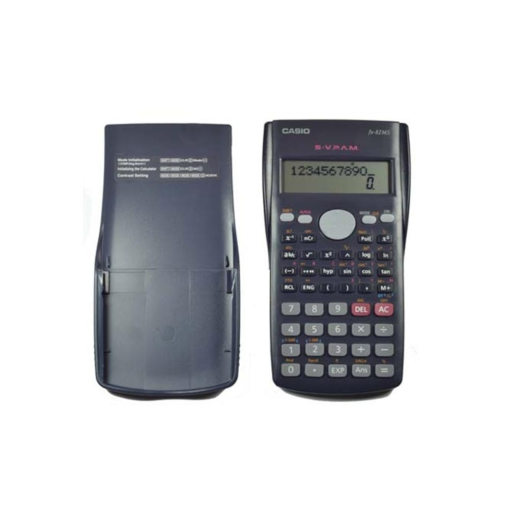 Casio FX-82MS Hesap Makinesi