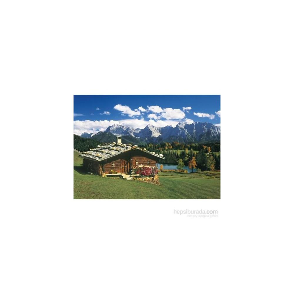 Castorland Navy Blue Lake in the Alps 2000 Parça Puzzle