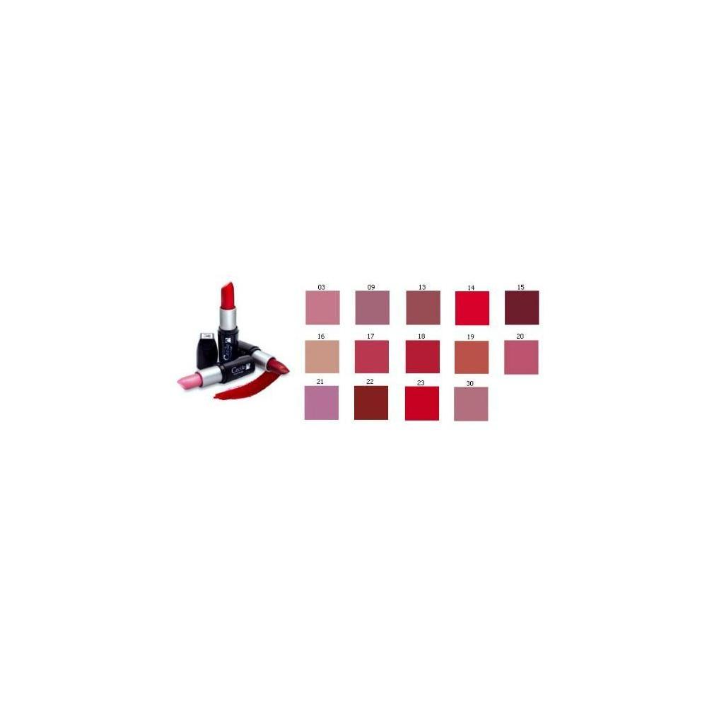 Cecile Classic Rouge 28 Ruj