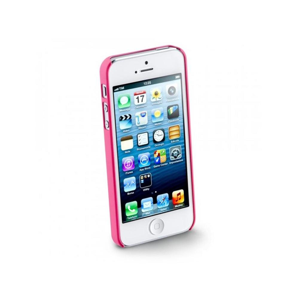 Cellular Line Iphone 5 Fit Sert Pembe Kılıf