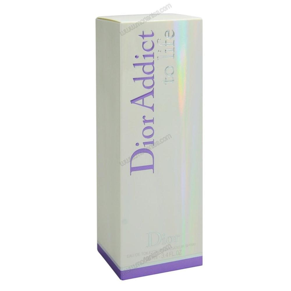 Christian Dior Addict To Life EDT 100 ml Bayan Parfümü