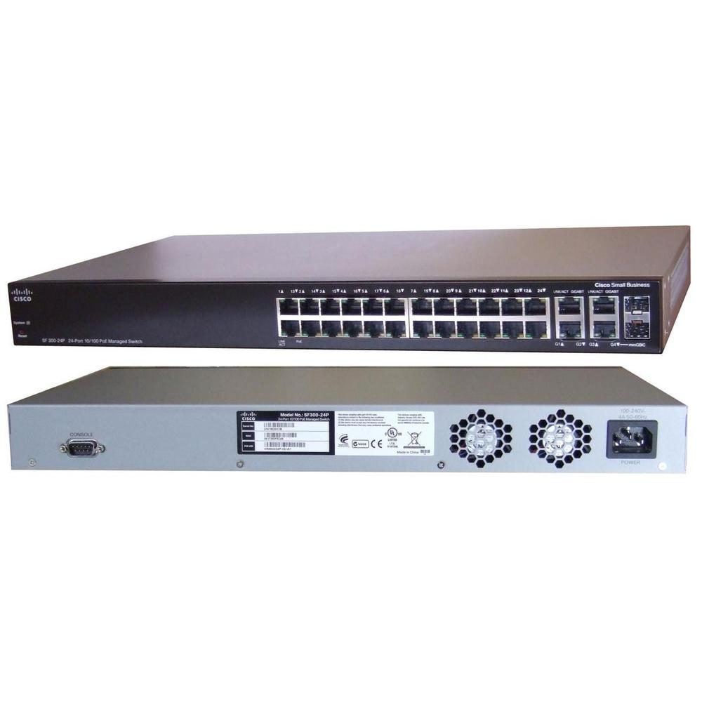 Cisco SLM224PT-EU Switch