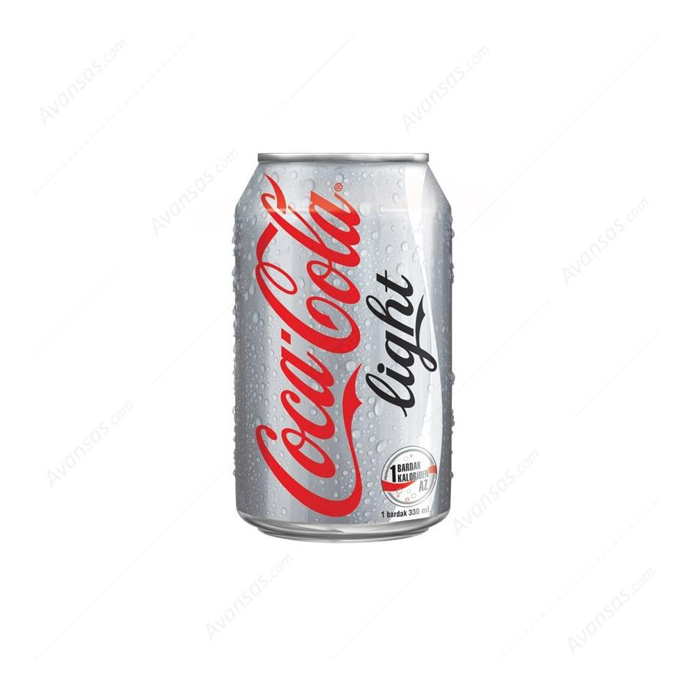 Coca Cola Light Kutu 330 ml