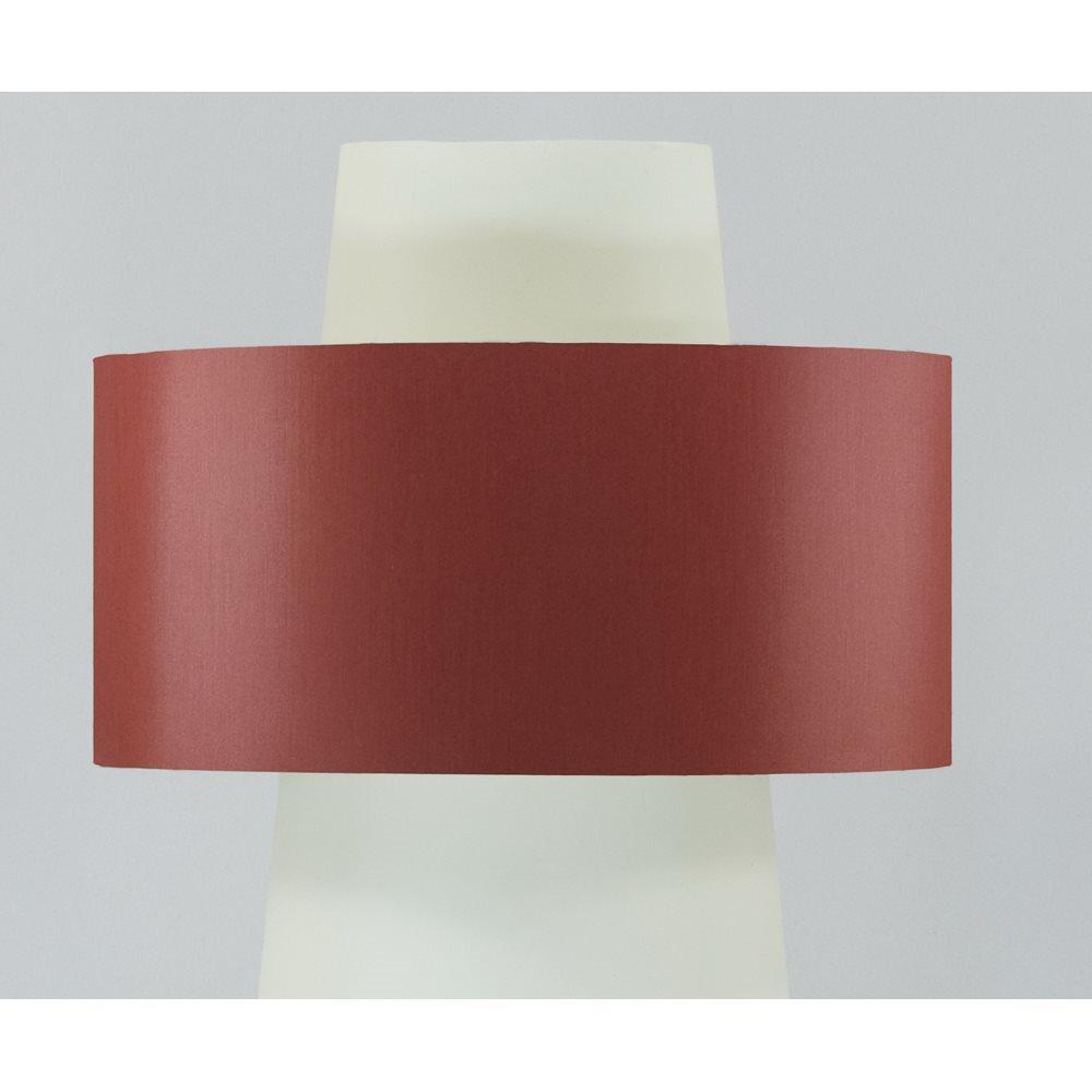 Crea Lighting Doubleshade Scala Bordo Abajur