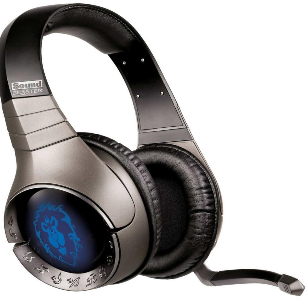 Creative Sound Blaster World Of Warcraft Kulaklık