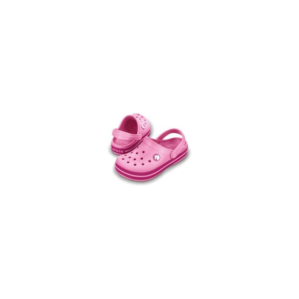 Crocs Crocband Kids' Pink Lemonade-Berry
