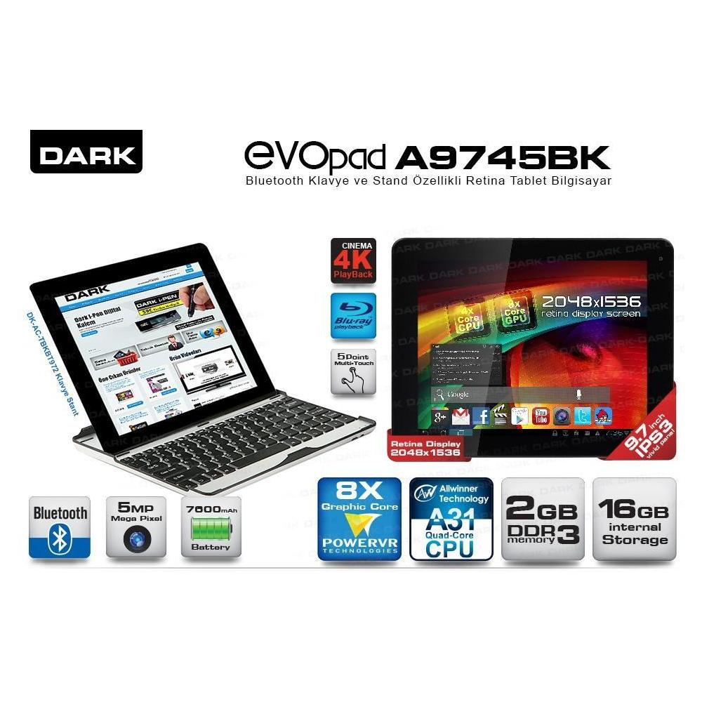Dark Evopad A9745 Tablet PC