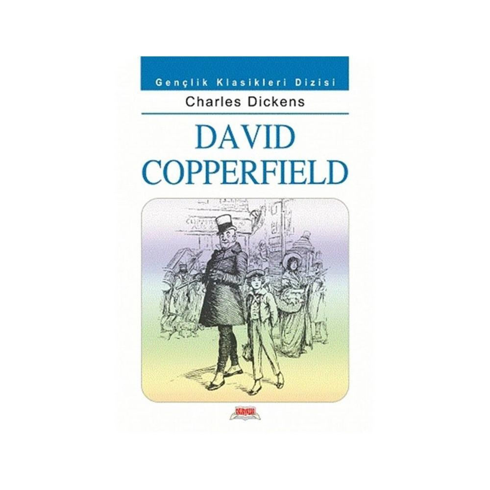 DAVID COPPERFIELD - CHARLES DICKENS (ISBN:9786054395248)