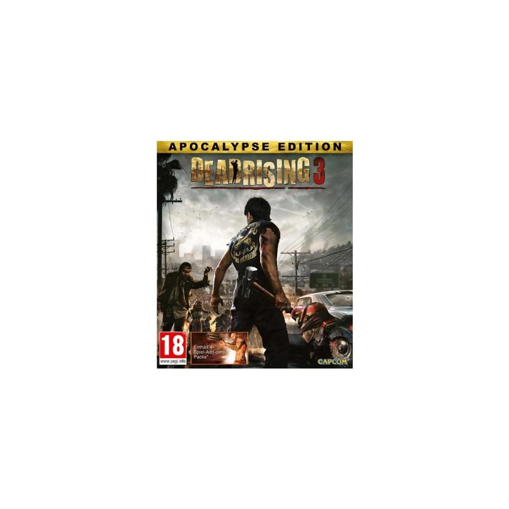 Dead Rising 3 Apocalypse PC