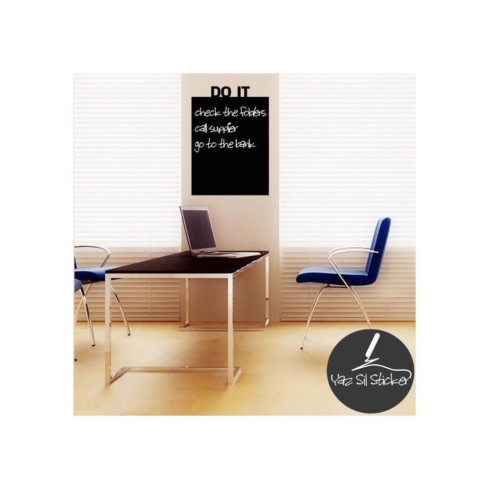 Decorange Chalkboard 12 Sticker