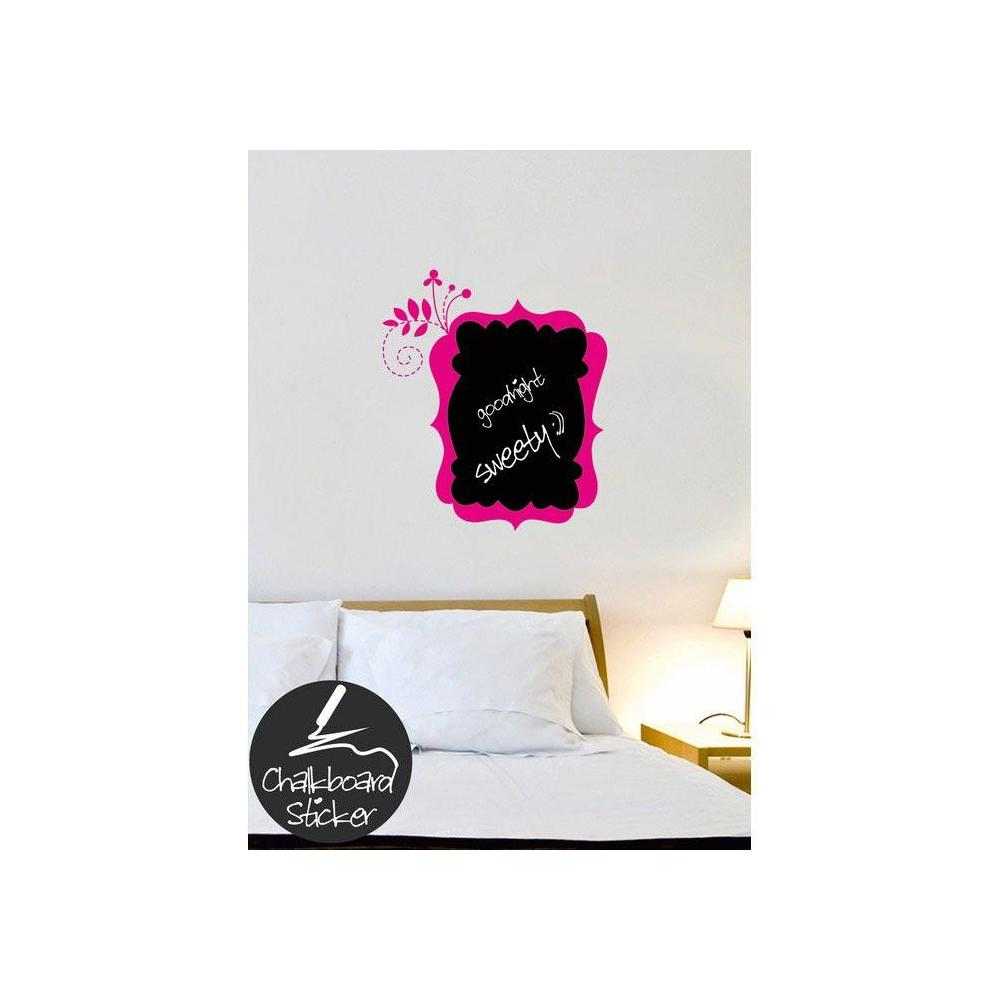 Decorange Chalkboard 17 Sticker