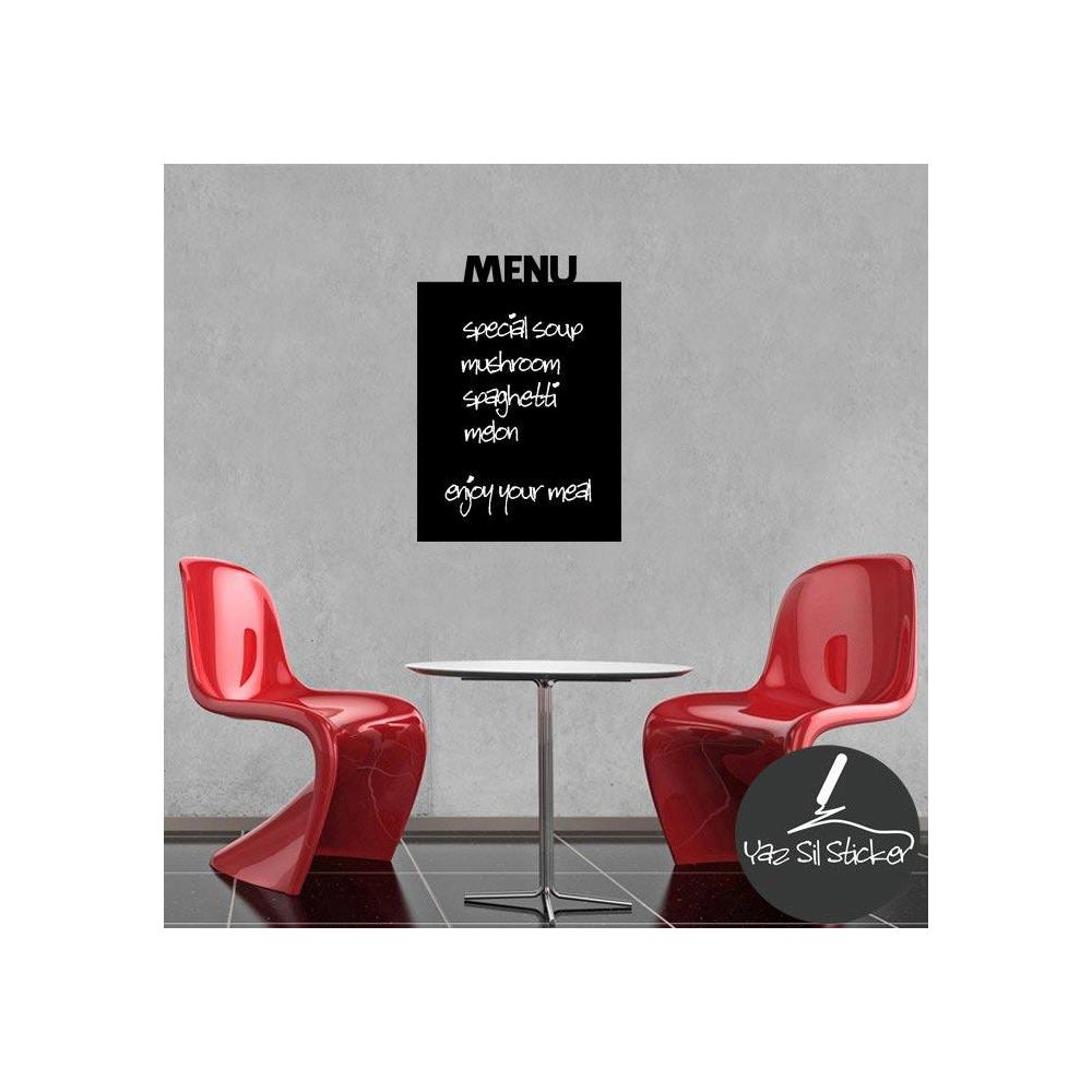 Decorange Chalkboard 26 Sticker