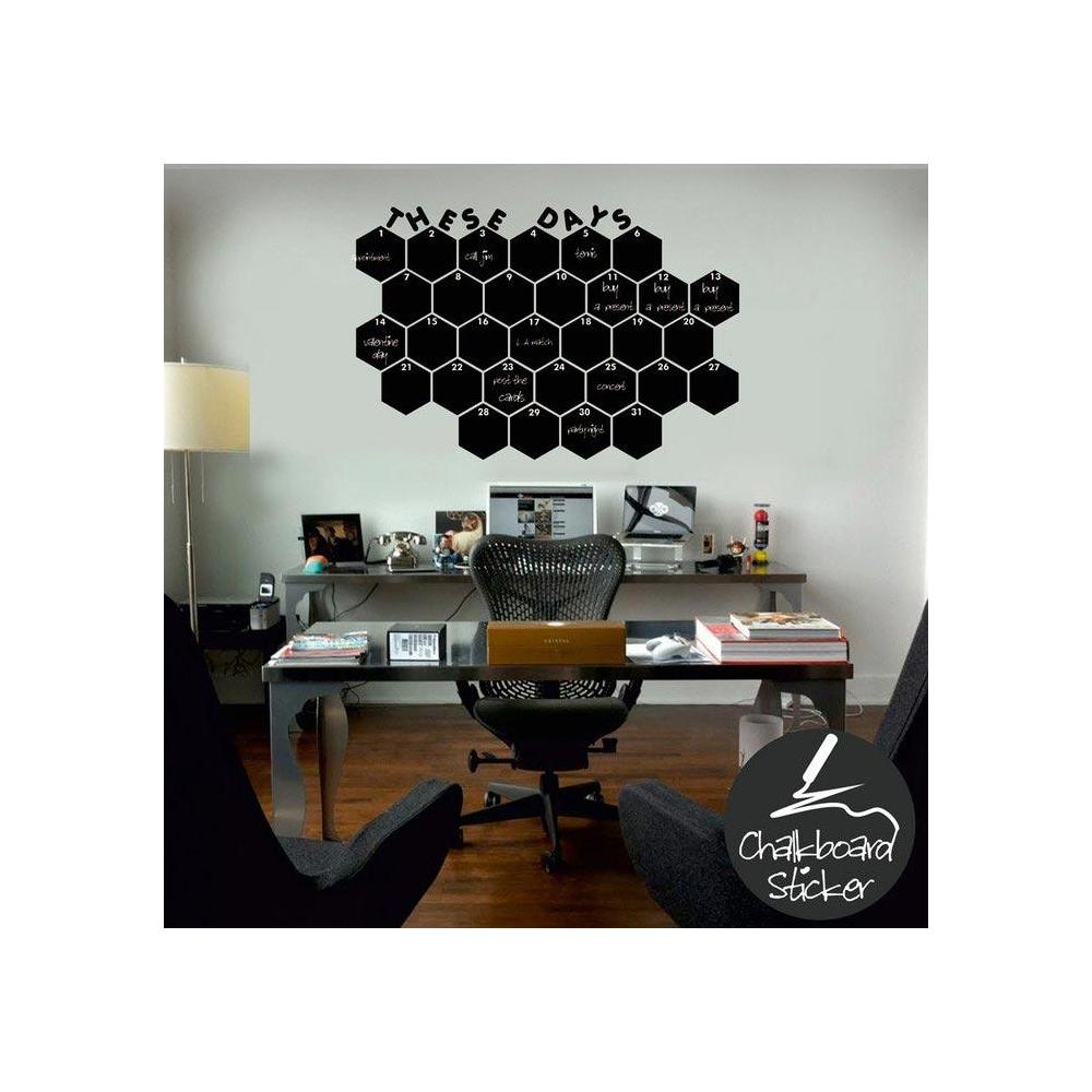 Decorange Chalkboard 3 Sticker