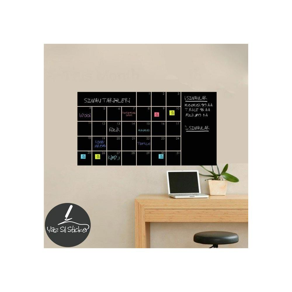 Decorange Chalkboard 5 Sticker