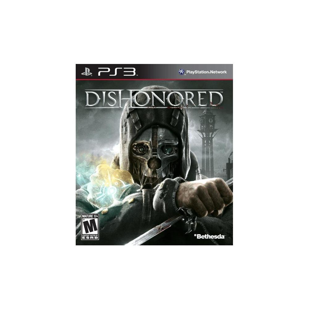 Dishonered PS3