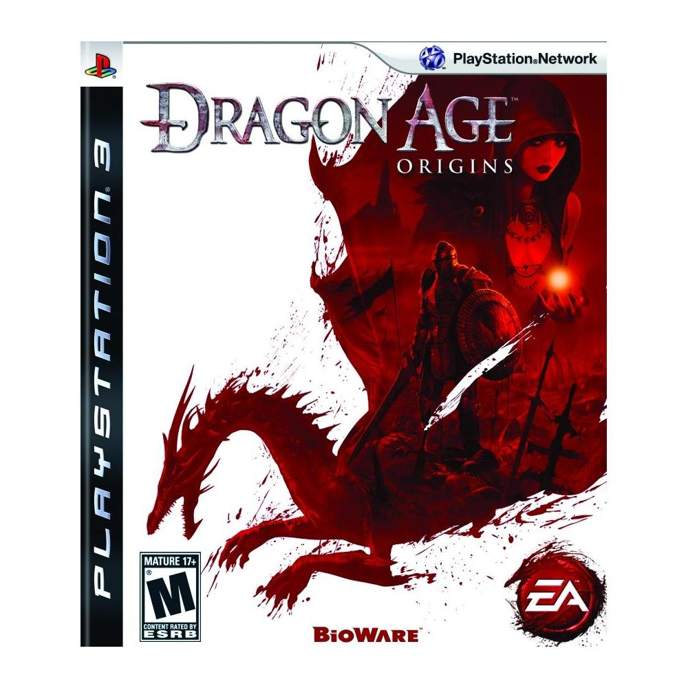 Dragon Age Origins PS3 Oyunu
