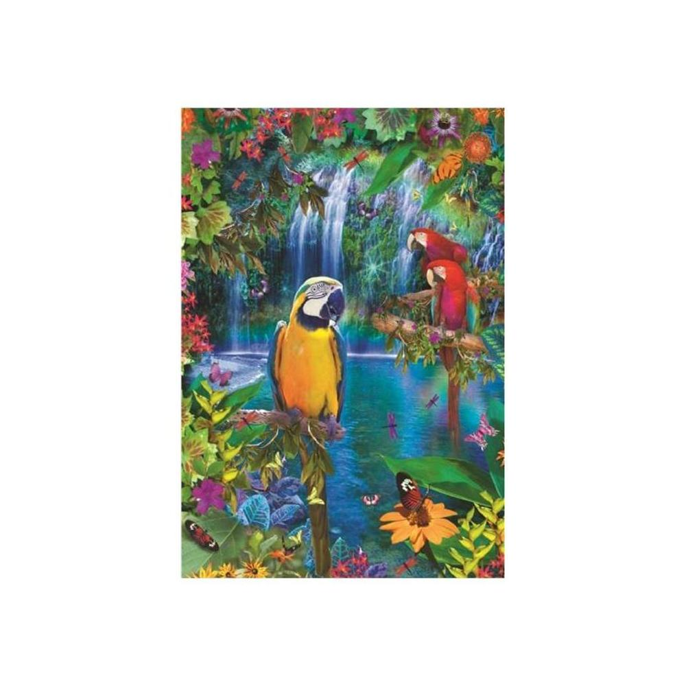 Educa Bird Tropical Land 500 Parça Puzzle