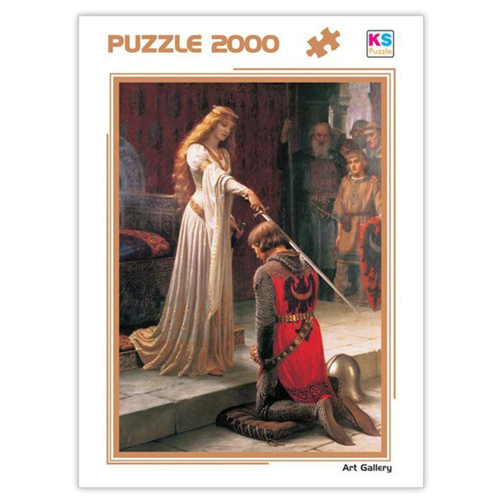 Educa The Accolade 2000 Parça Puzzle