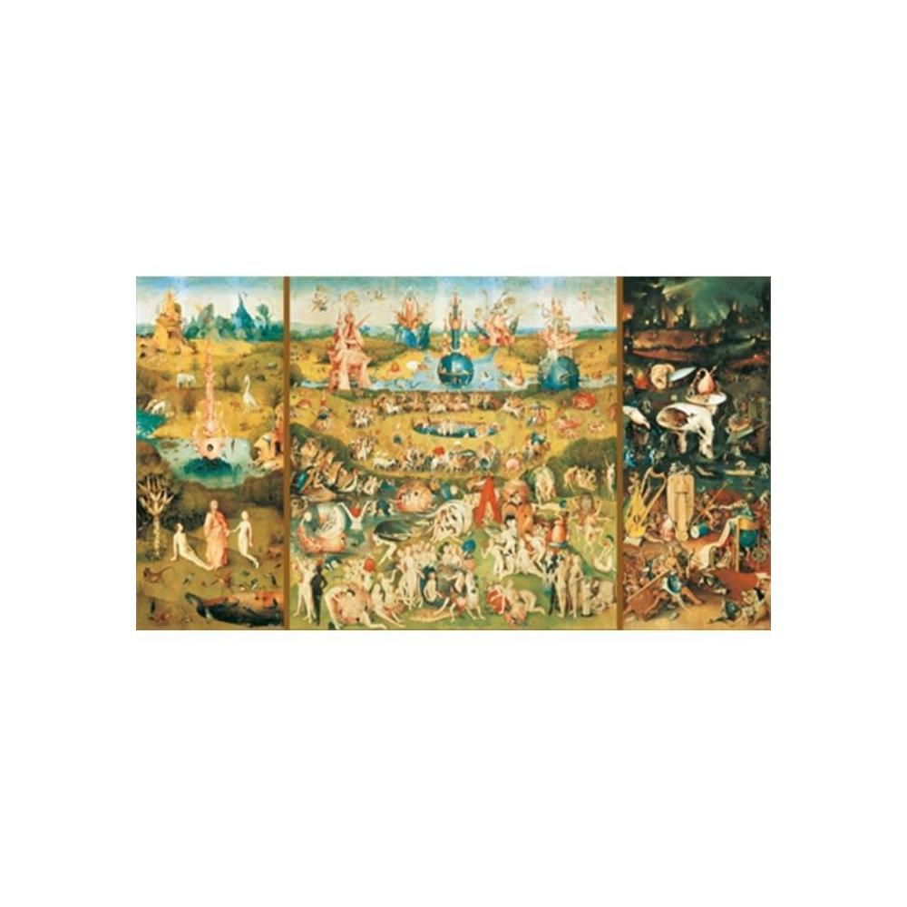 Educa The Garden Of Earthly Delights 1500 Parça Puzzle