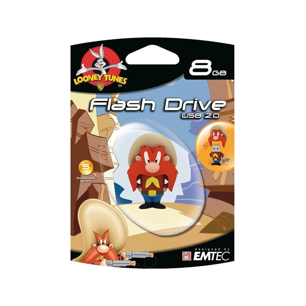 Emtec L106 Looney Tunes Yosemite Sam Flash Bellek