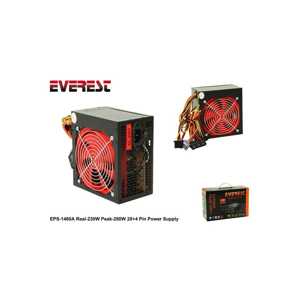 Everest 230W EPS-1460A Power Supply