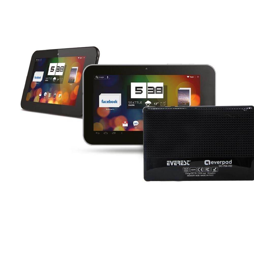 Everest EverPad DC-704 Tablet PC