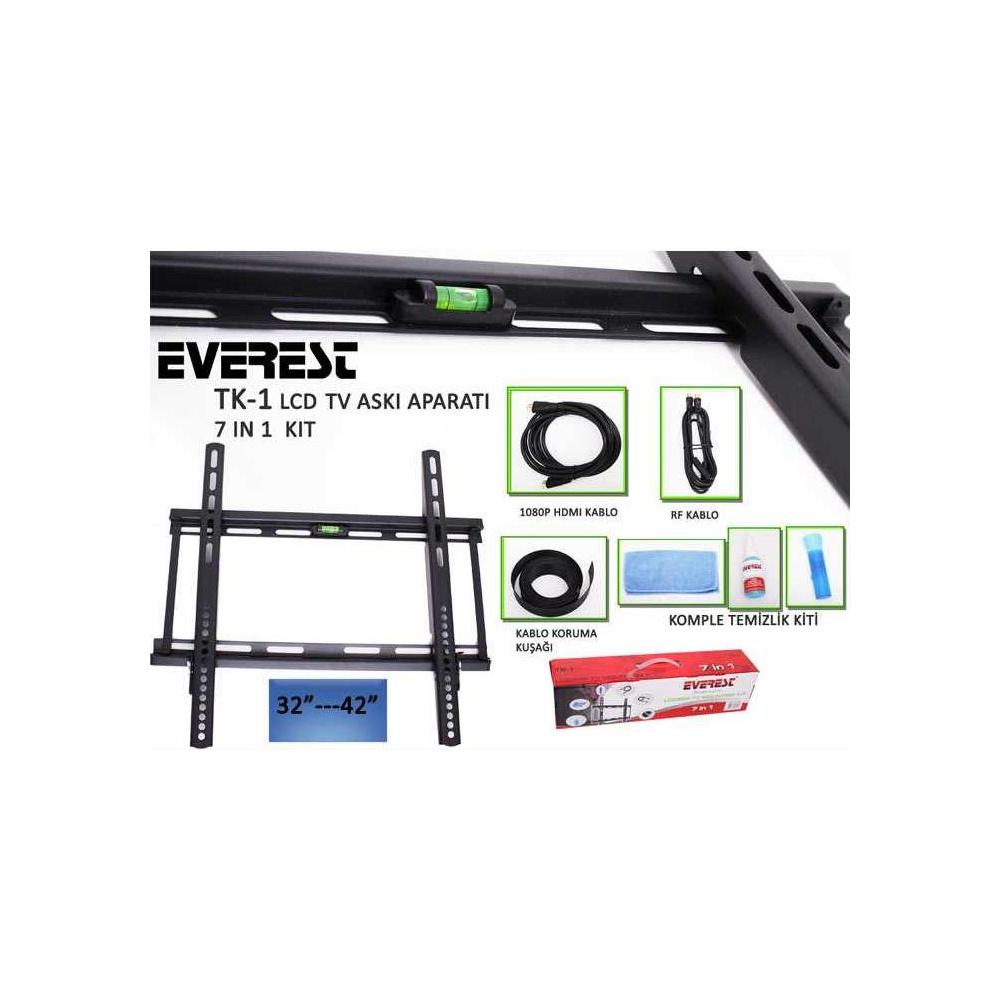 Everest TK-1 LCD TV