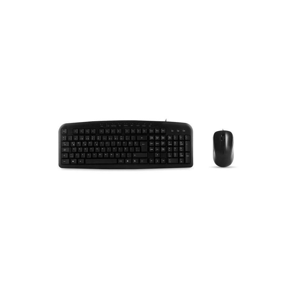 Everest UN-795 Klavye-Mouse Set