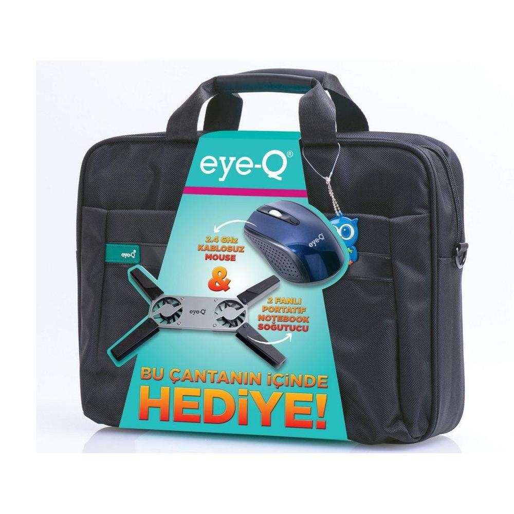 Eyeq EQ-HCTBG15BK Notebook Çantası