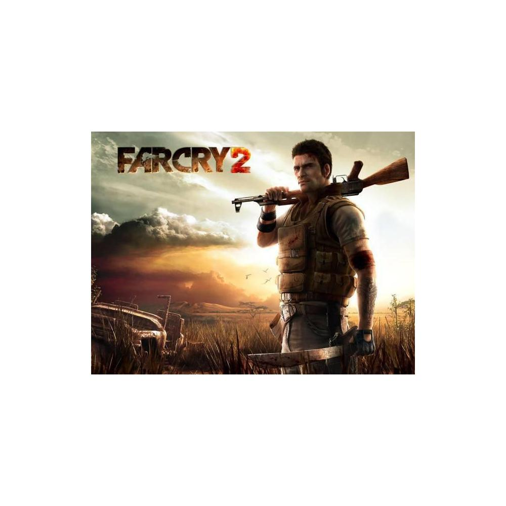 Far Cry 2 PS3 Oyunu