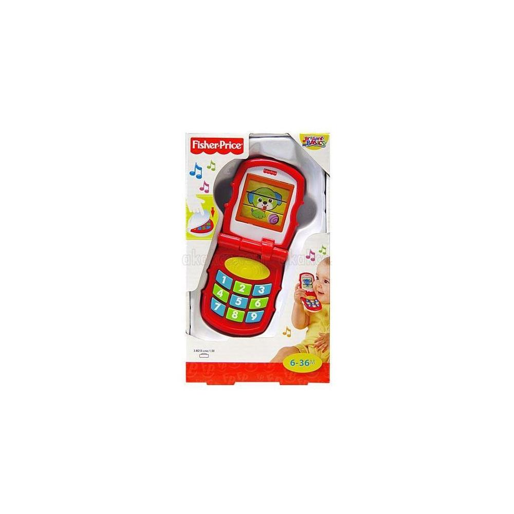 FISHER PRICE İLK TELEFONUM