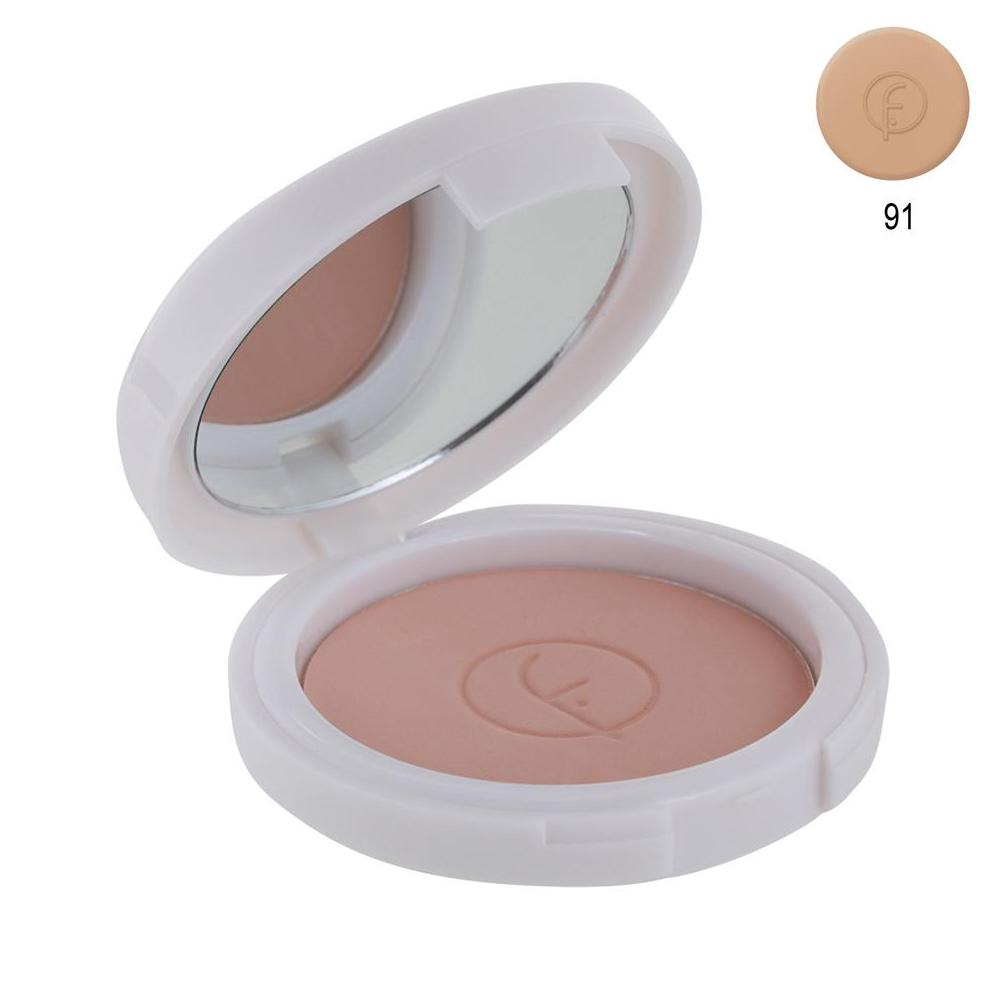 Flormar 091 Compact Powder Pudra