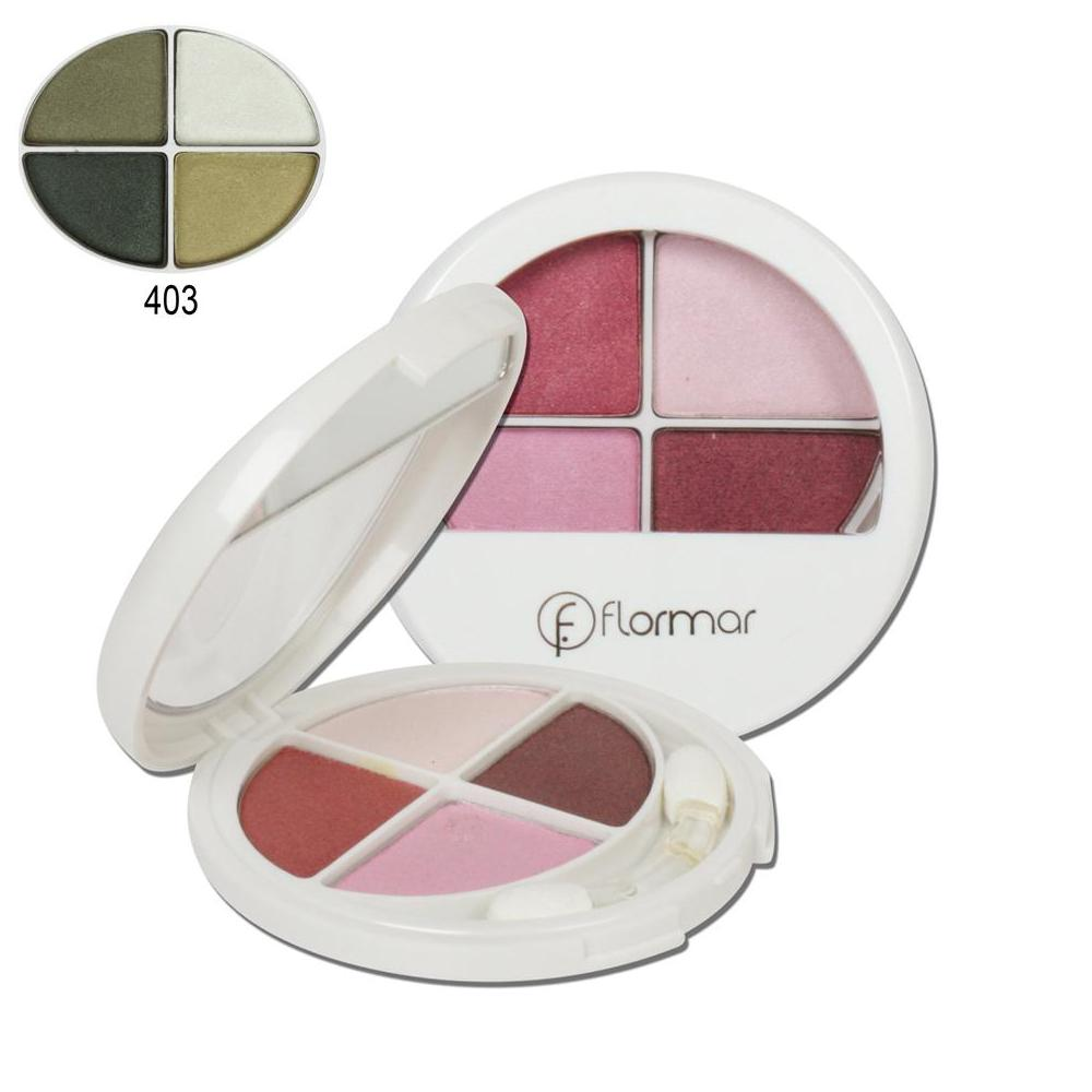 Flormar 403 Quartet Eye Shadow Far