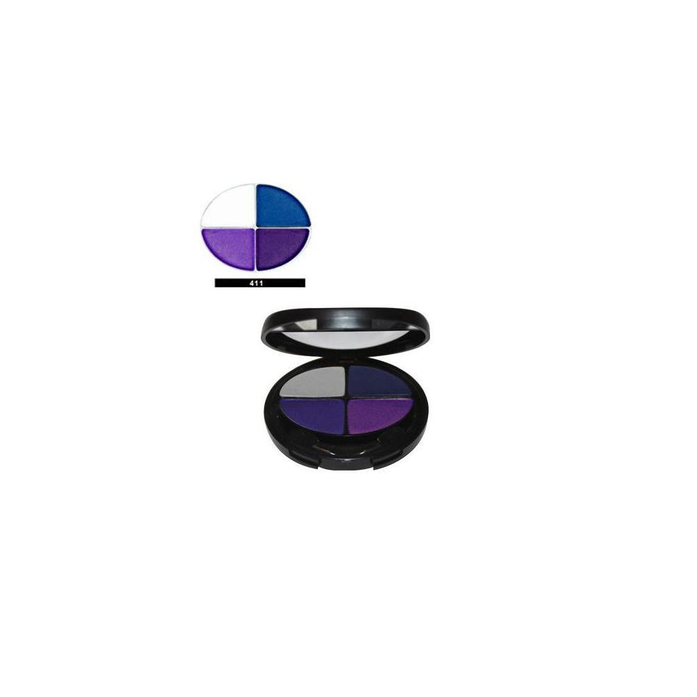 Flormar 411 Quartet Eye Shadow Far