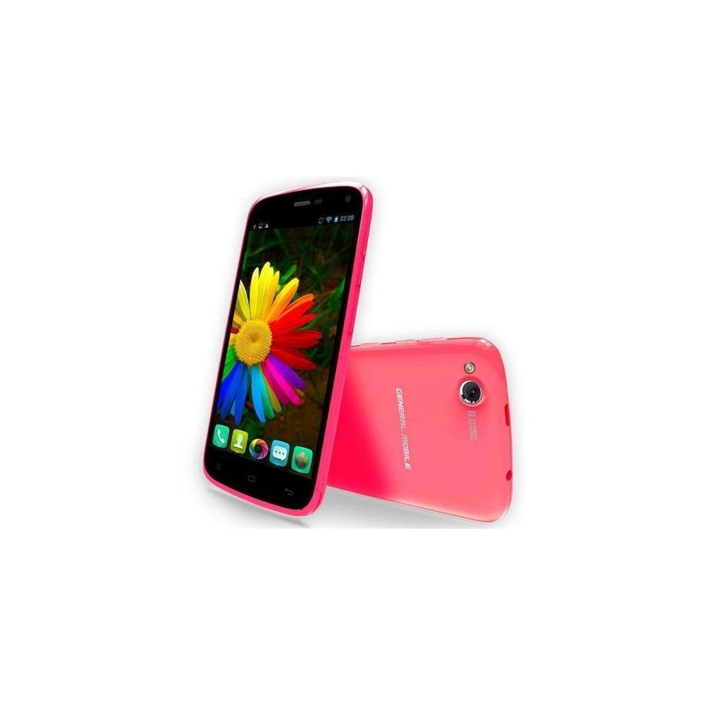 General Mobile Discovery 16GB Pembe