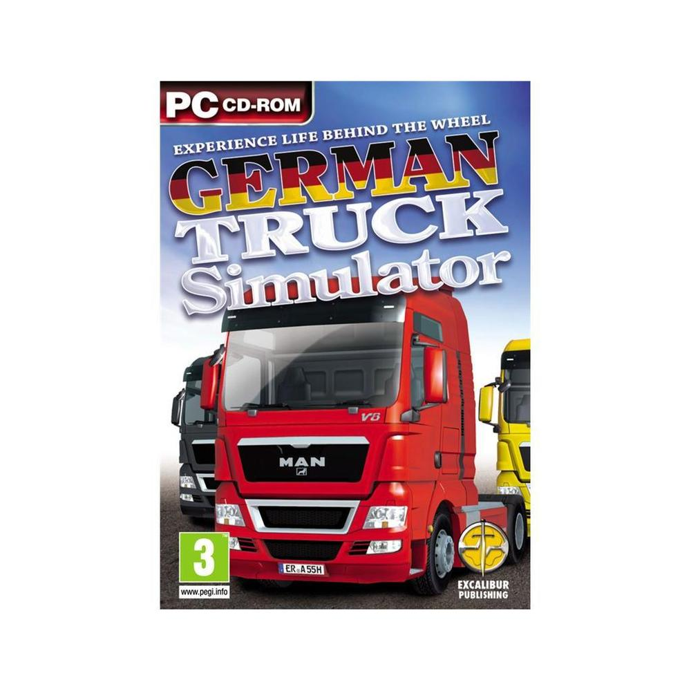 German Truck Simulator PC Oyunu