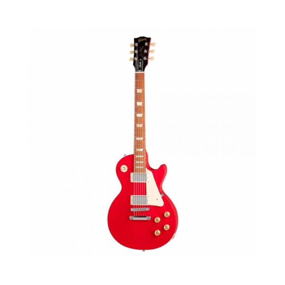Gibson Les Paul Studio Radiant Red Chrome Elektro Gitar