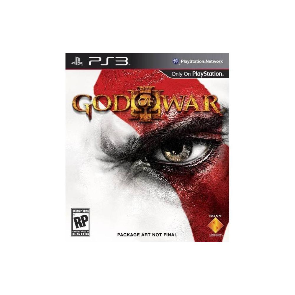 God Of War 3 PS3 Oyunu