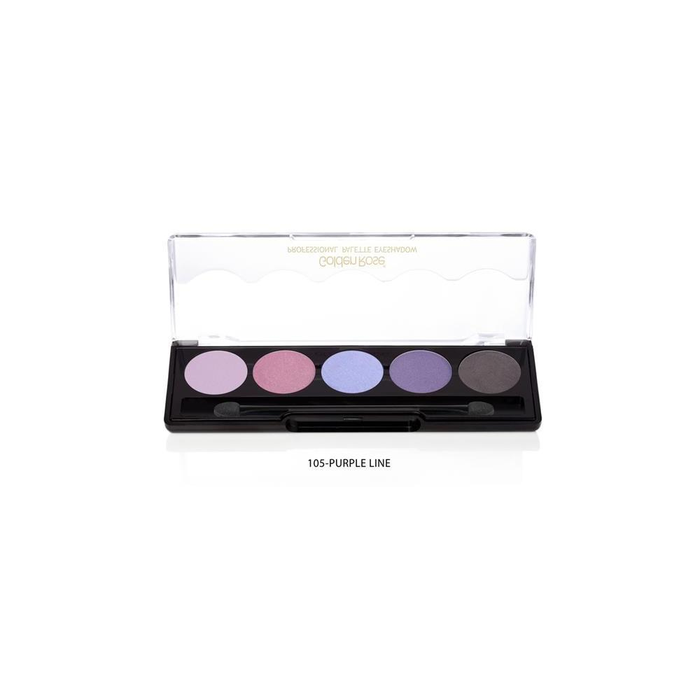 Golden Rose 105 Palette Eyeshodow Far