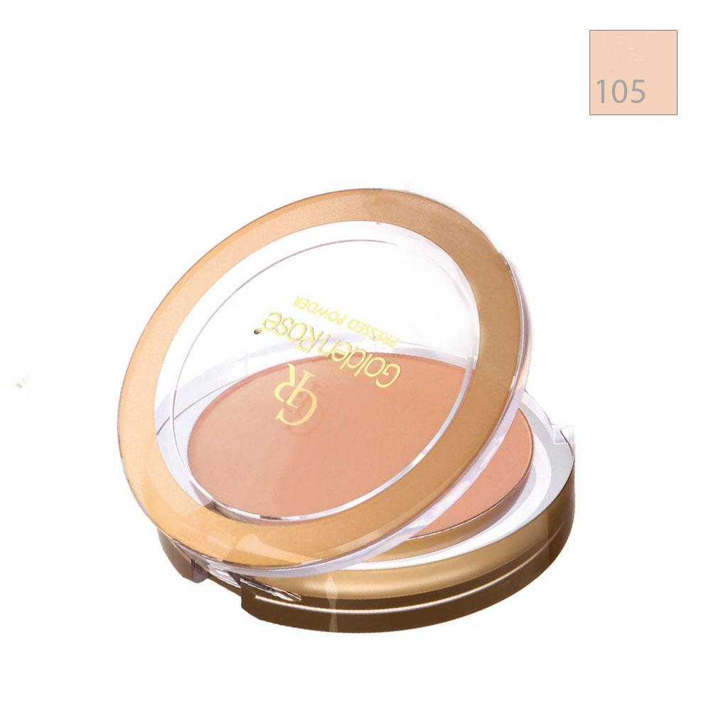 Golden Rose 105 Pressed Powder Pudra