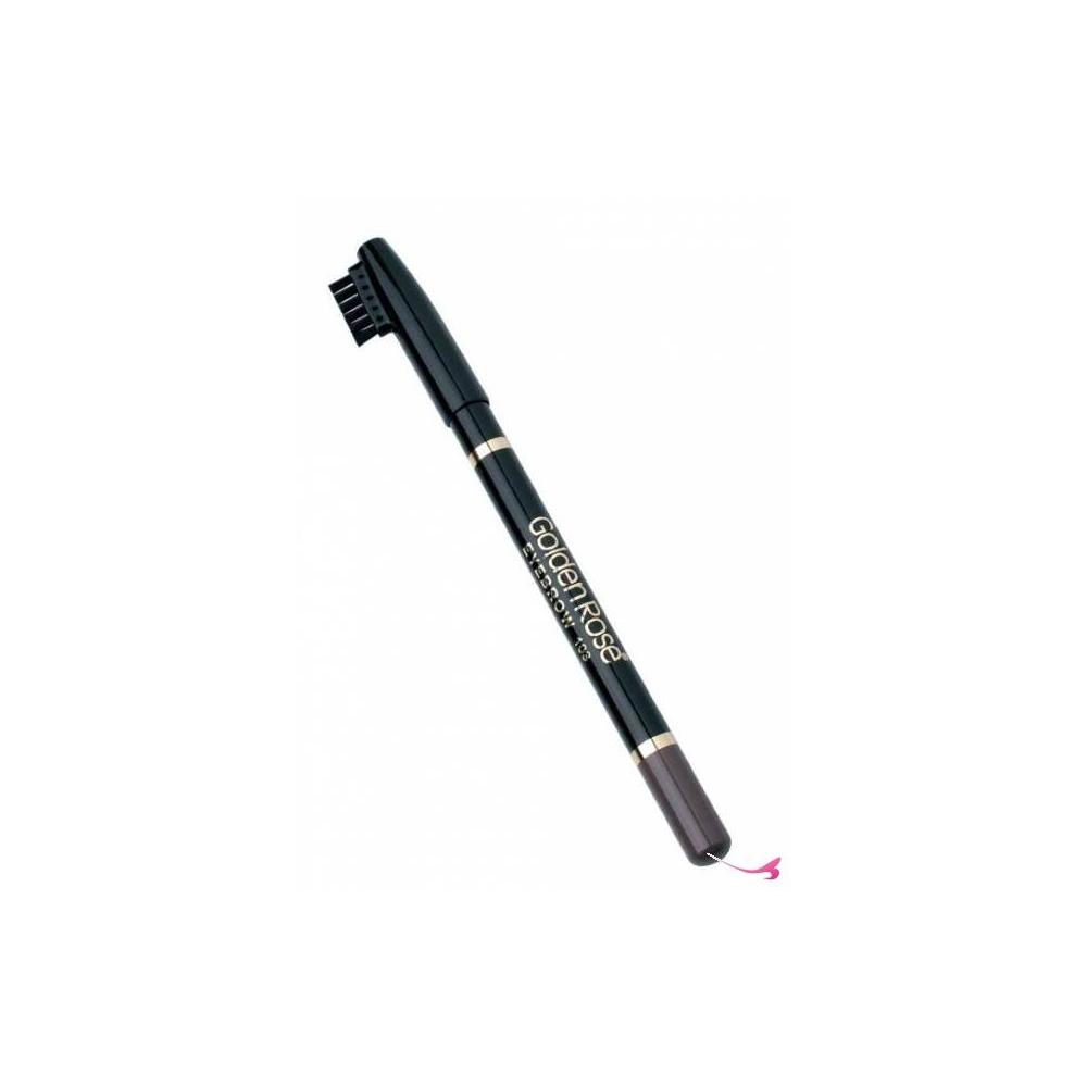 Golden Rose Eyebrow Pencil Kaş Kalemi