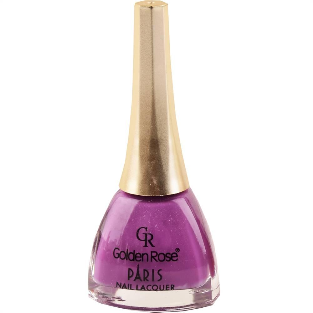 Golden Rose Paris Nail Lacquer 34 Oje