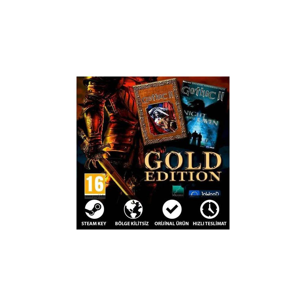 Gothic 2 Gold Edition PC