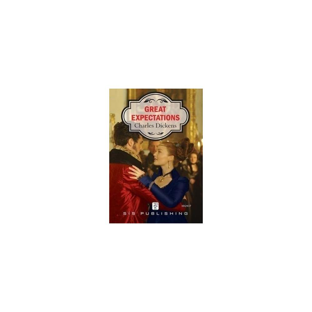 GREAT EXPECTATIONS - CHARLES DICKENS (ISBN:9786054782291)