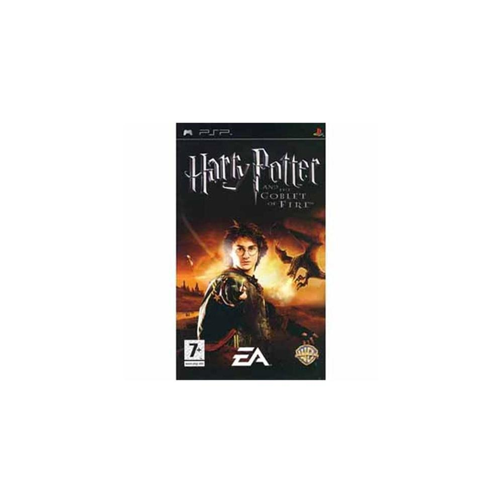 Harry Potter And The Goblet Of Fire PSP Oyunu