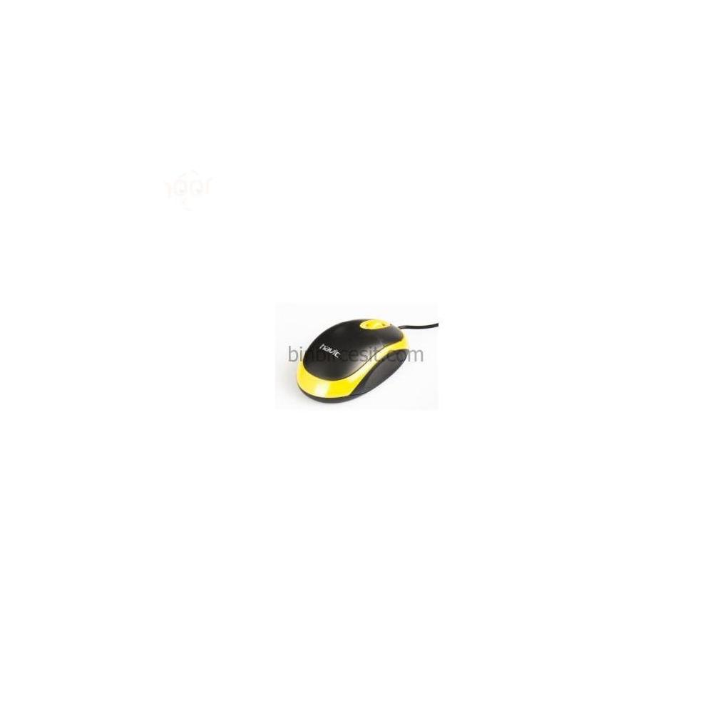Havit CLS-16 Sarı Mouse