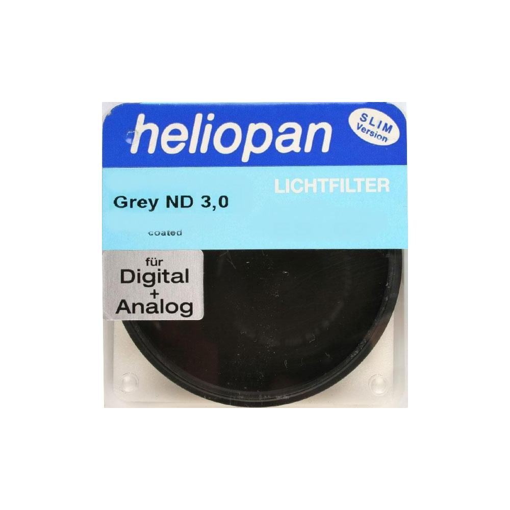 Heliopan 72mm İnce ND 1000X 10F-Stop Filtre
