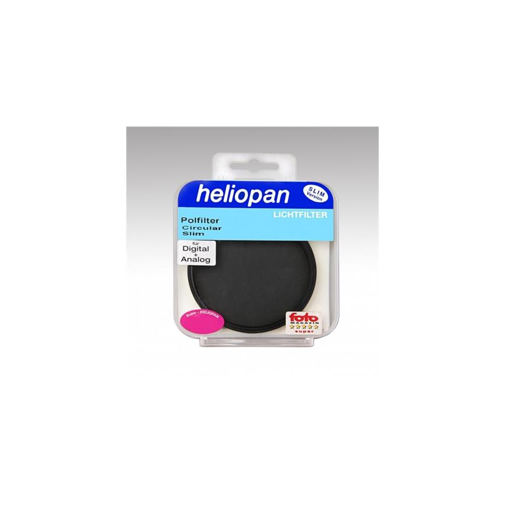 Heliopan 86mm İnce Dairesel Polarize Filtre