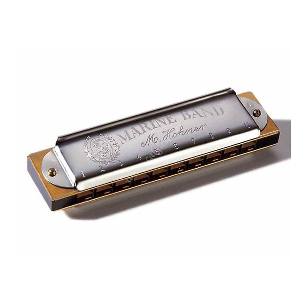 Hohner Marine Band Classic Db Natural Minor Harmonika